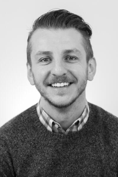 Andy English - Finance Director