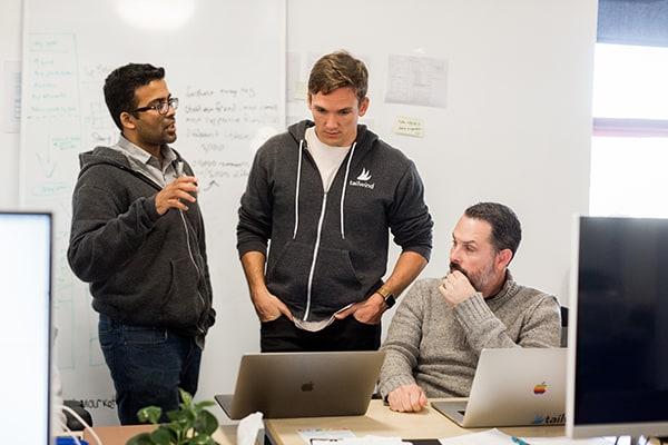 Team Photo in OKC office